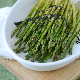 Simple Broiled Asparagus Recipe