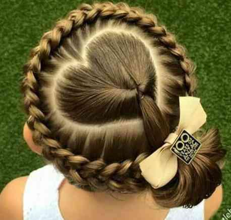 Easy Little Girl Hairstyle Android Apps On Google Play