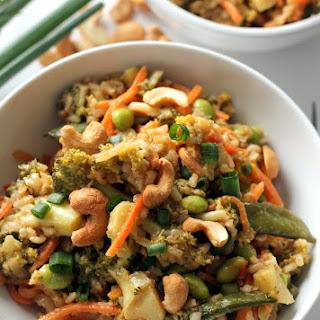 Easy Vegetable Teriyaki Stir Fry