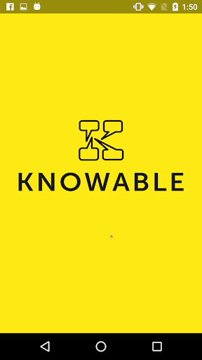 Knowable