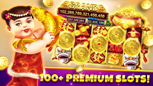Clubillionu2122- Vegas Slot Machines and Casino Games  screenshots 1