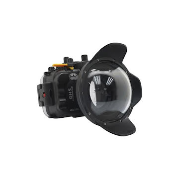 PANASONIC GH-5 & GH-5S SEAFROGS INCL 6 INCH DOME + FLAT PORT
