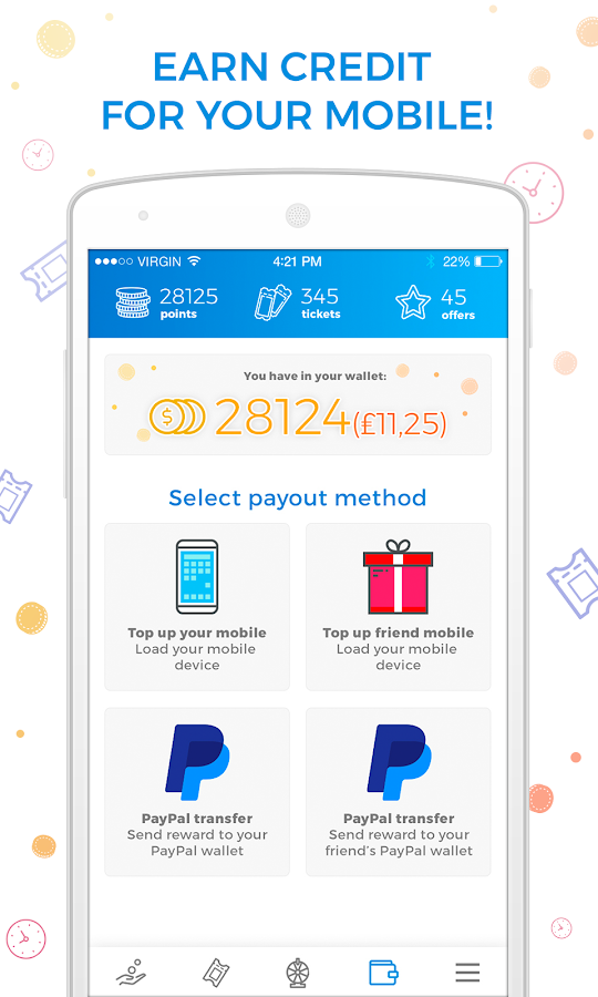 Air Rewards - Earn Phone Credit 💰- screenshot