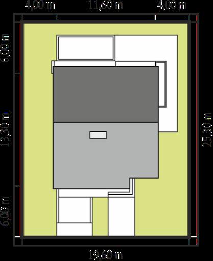 Armando II G1 MULTI-COMFORT - Sytuacja