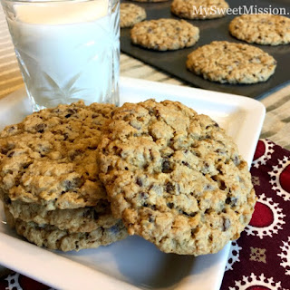 Chewy Oatmeal Cookies Old Fashioned Oats Recipes
