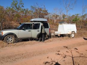 Photo: Day 5 - Grevillea site, near Fergusson River