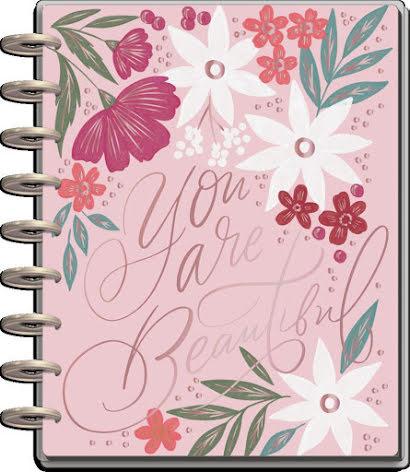 Me & My Big Ideas CLASSIC Happy Planner - Spring Garden