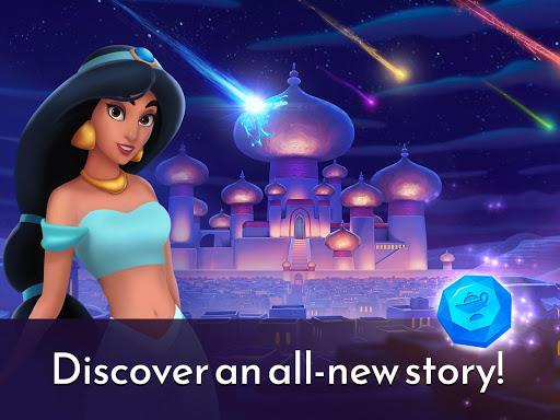 Disney Princess Majestic Quest: Match 3 & Decorate 1.7.1a Screenshots 23