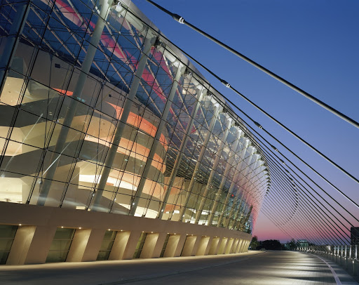 Southern Exterior of Kauffman Center for the Performing Arts
