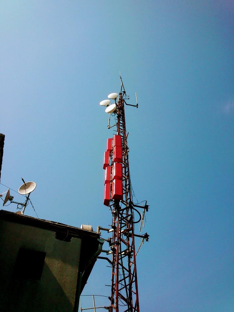 Nagy-Hideg-hegy - DVB-T gapfiller