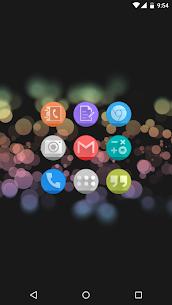 Circlons – Icon Pack 8.1 MOD + APK + DATA Download 1