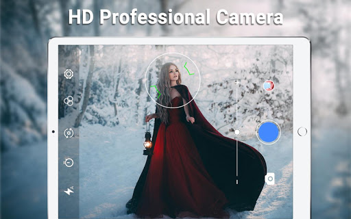 HD Camera for Android screenshot 19