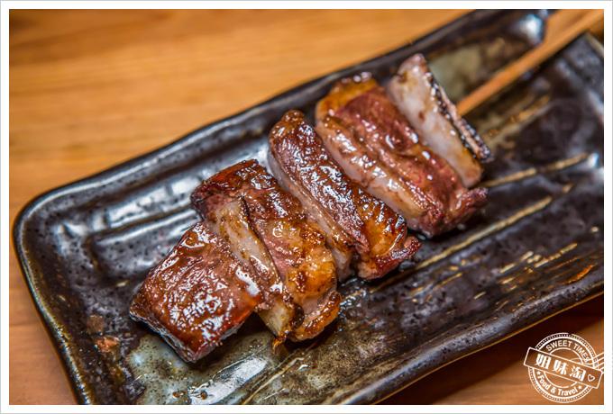 喝郎燒烤洋蔥牛肉串