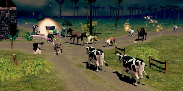 Walking Herd screenshot 0