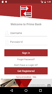 Prime Bank - náhled