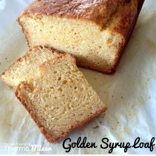 Golden Syrup Loaf.