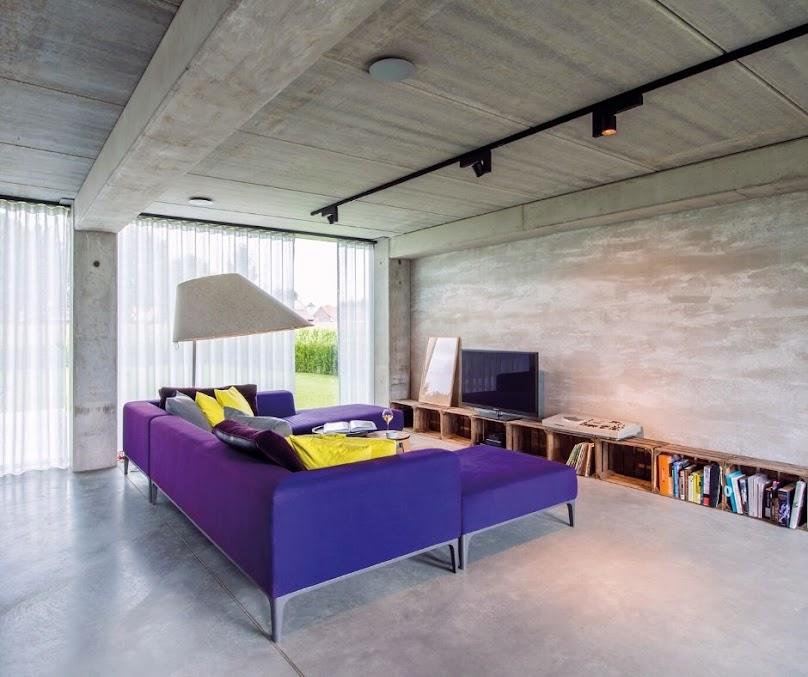 Ważne, aby rekuperacja w domu prezentowała się estetycznie, jak na powyższym zdjęciu.