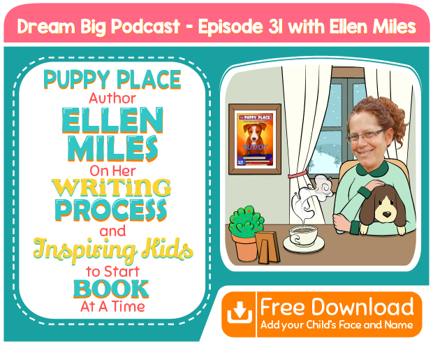 Db 031 Puppy Place Author Ellen Miles On Her Writing Process And