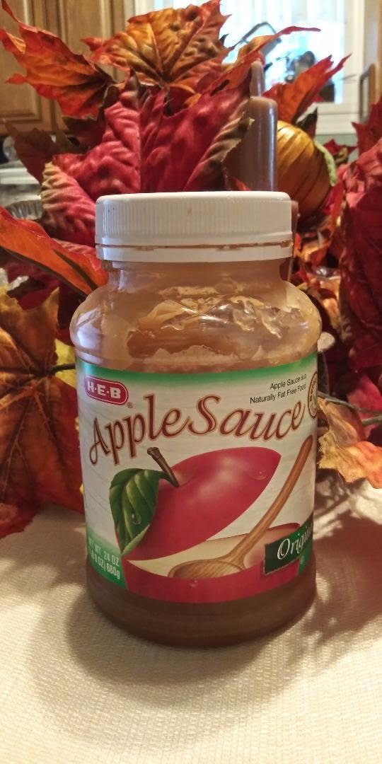 MiMi's Jello'd Applesauce