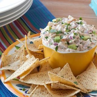 Baja Fish Taco Dip.