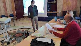Presentación de los proyectos en la Subdelegación del Gobierno en Almería