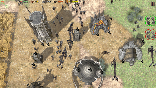 Shadow of the Empire: PvP RTS  screenshots 6