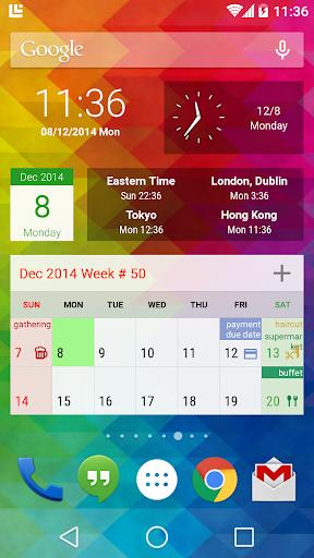 New Calendar 1.0.209 screenshots 2