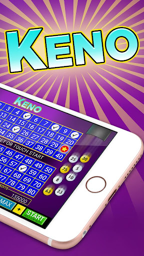 Keno FREE - Keno Offline Las Vegas Games and Bonus 1.2.0 screenshots 2