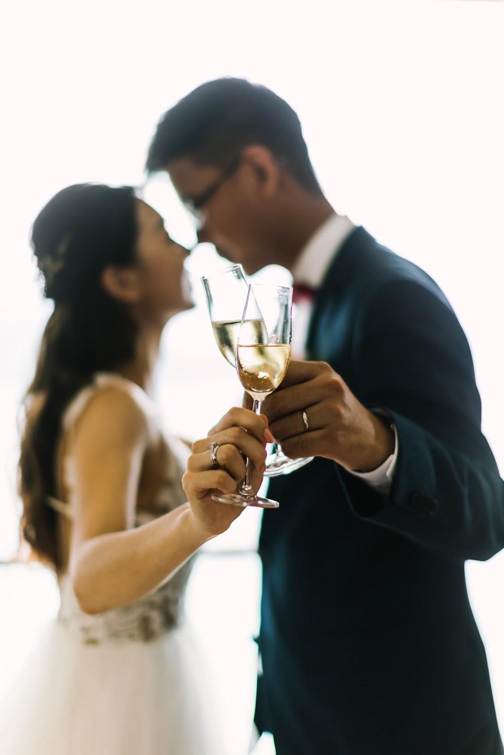 涵碧樓婚禮攝影 -交杯