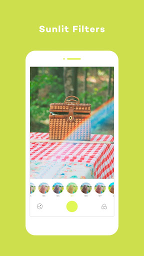 PICTAIL - June Bug app for Android screenshot