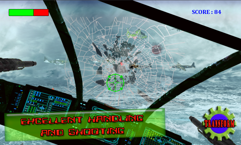 Aircraft-Combat-3D 4