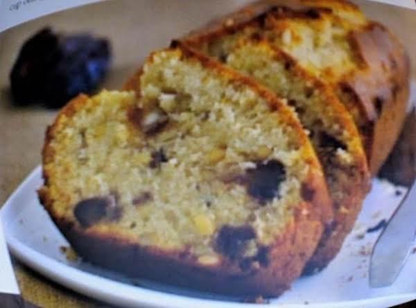 Orange Date Nut Bread By Deedee Robertson Recipe