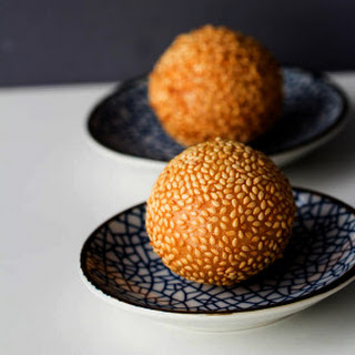 Sesame Balls-Jian Dui
