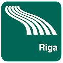 Riga Map offline