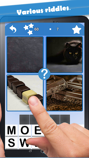 4 pics 1 word : The Odd One Out  screenshots 8