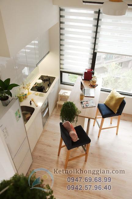 thiết kế chung cư Dương Nội