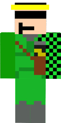 This is my REAL roblox character, but I do change from time to time. This is just my standard load out.