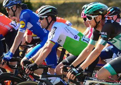 """Zuchten en blazen voor Mark Cavendish in Californië: """"Ik denk dat ik aan het verbeteren ben"""""""