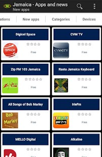 Jamaican apps and tech news- screenshot thumbnail