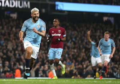 Un joueur de Manchester City élu joueur du mois en Premier League
