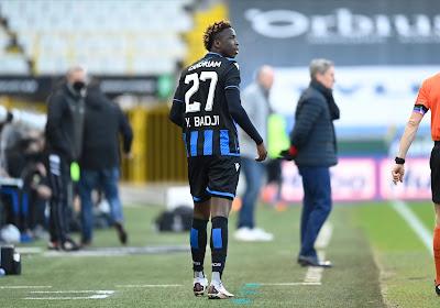 """Jan Ceulemans begrijpt vroege wissel Badji: """"Voor een jonge speler kan dat enkel positieve gevolgen hebben"""""""