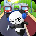 Subway Panda Run - Endless Run icon