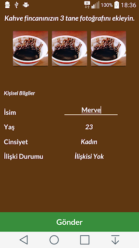 Kahve Falu0131 2.0.1.2 gameplay | AndroidFC 1