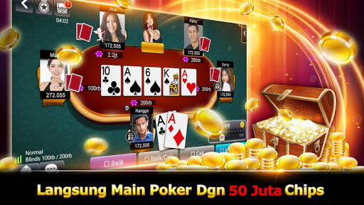 Luxy Poker-Online Texas Holdem 2.0.0 screenshots 1