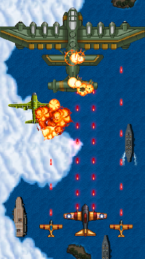 1942 Arcade Shooting Android app 3
