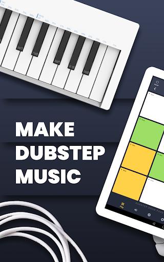 Dubstep Drum Pads 24 - Soundboard Music Maker screenshot 6