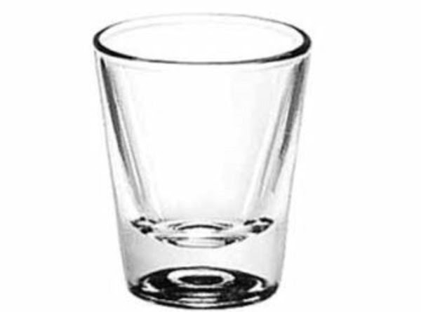 """SHOT GLASS A small glass suitable for vodka, whiskey and other liquors. Many """"shot"""" mixed..."""