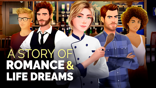 Recipe of love: Interactive Story MOD (Unlimited Money/Free Shopping) 1