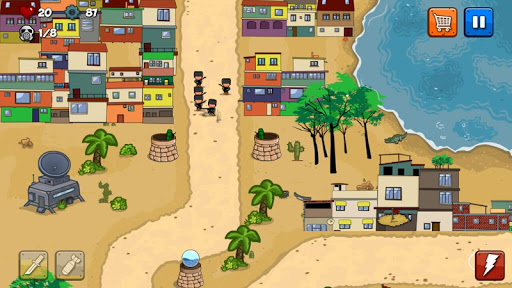 Slum War Rio de Janeiro screenshot 8