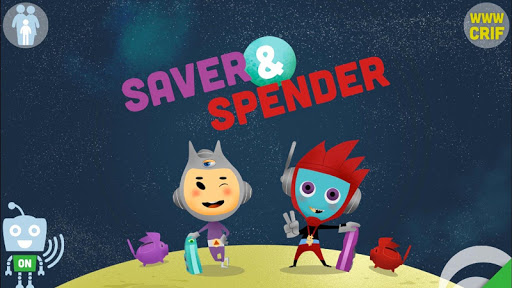 Saver And Spender captures d'u00e9cran 1